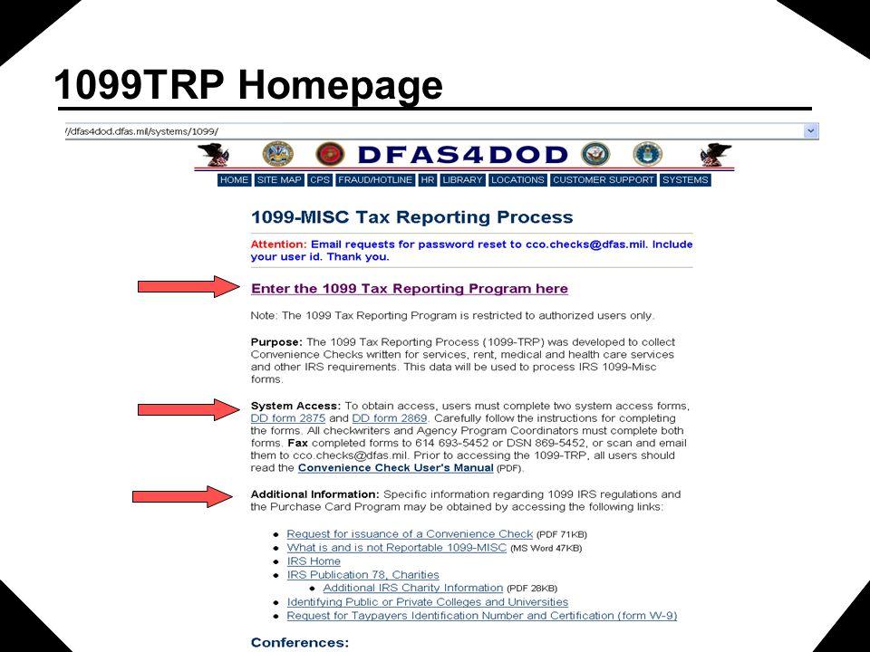 1099TRP Homepage