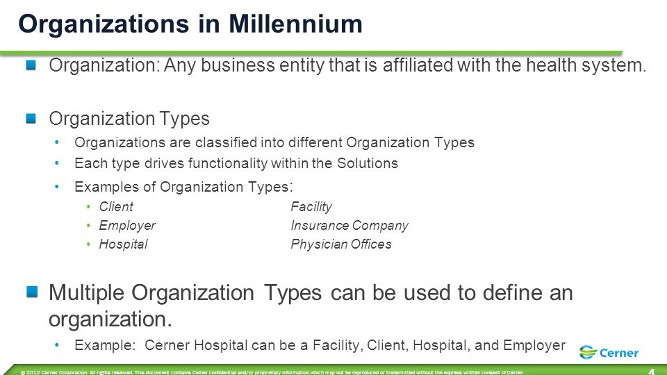 Organizations Organizations Facility Hospital Employer Ins. Company