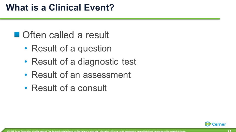 What is an Event Code Event Code: It is the reference data element against which each clinical event is stored.