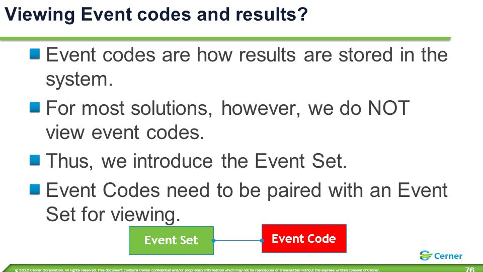 No activity data is stored against an event set.