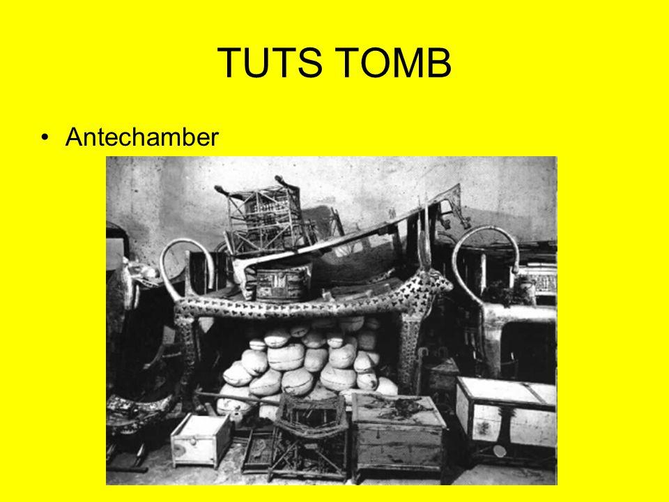 TUTS TOMB Antechamber