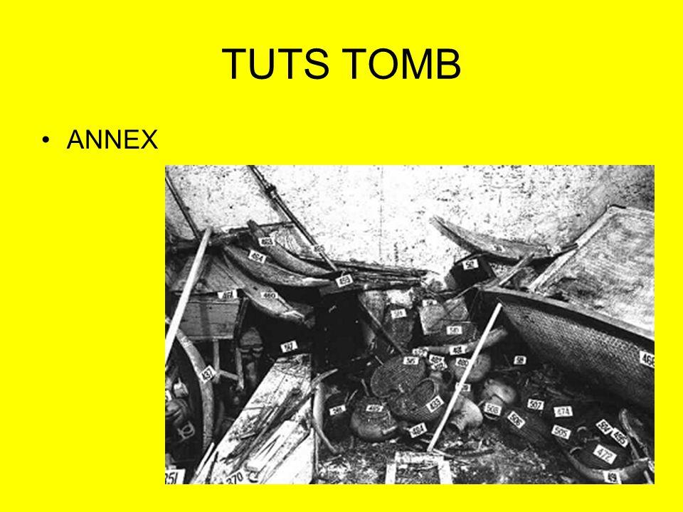 TUTS TOMB ANNEX