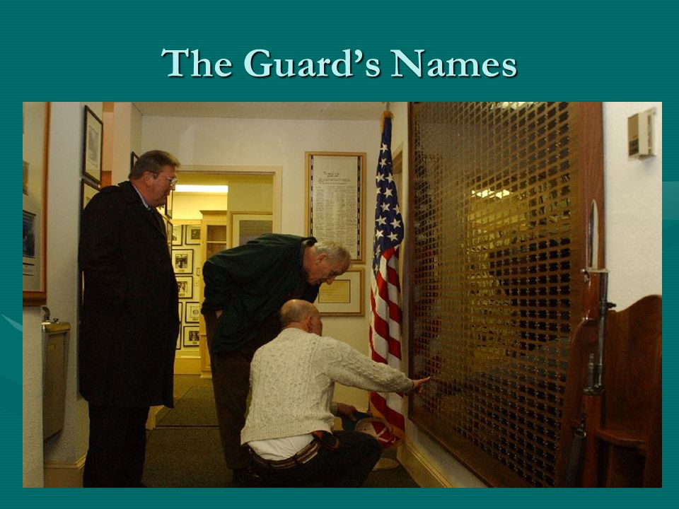 The Guard's Names