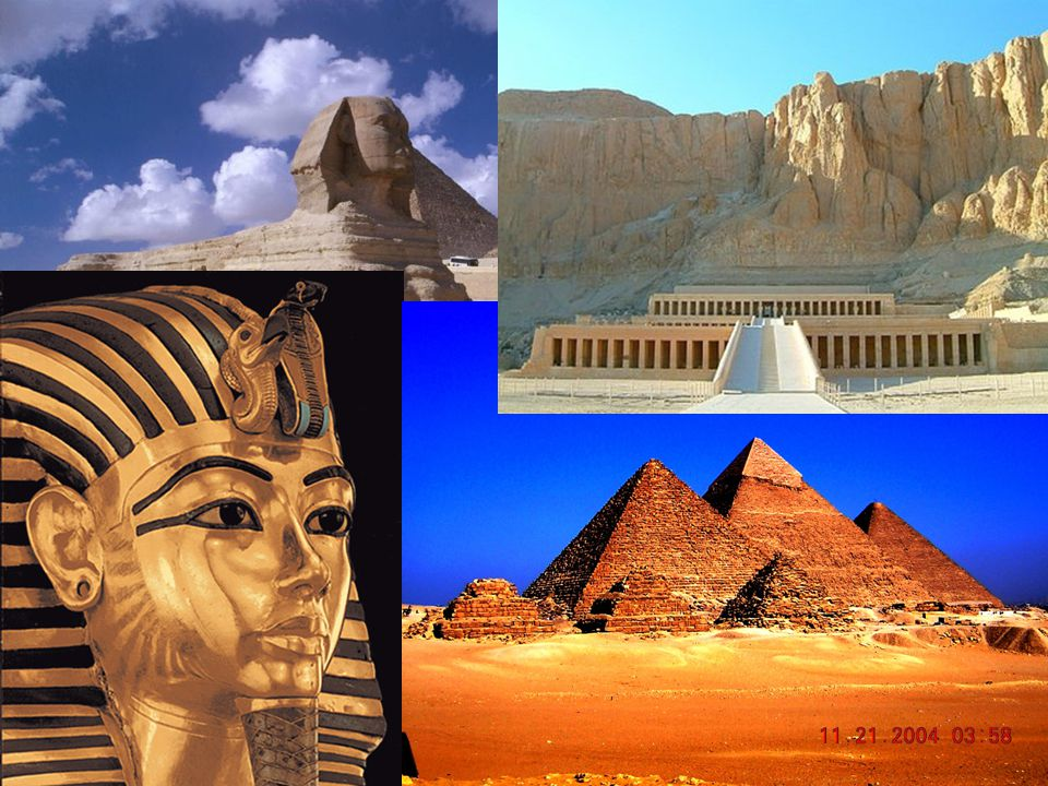 What do you know about Ancient Egypt