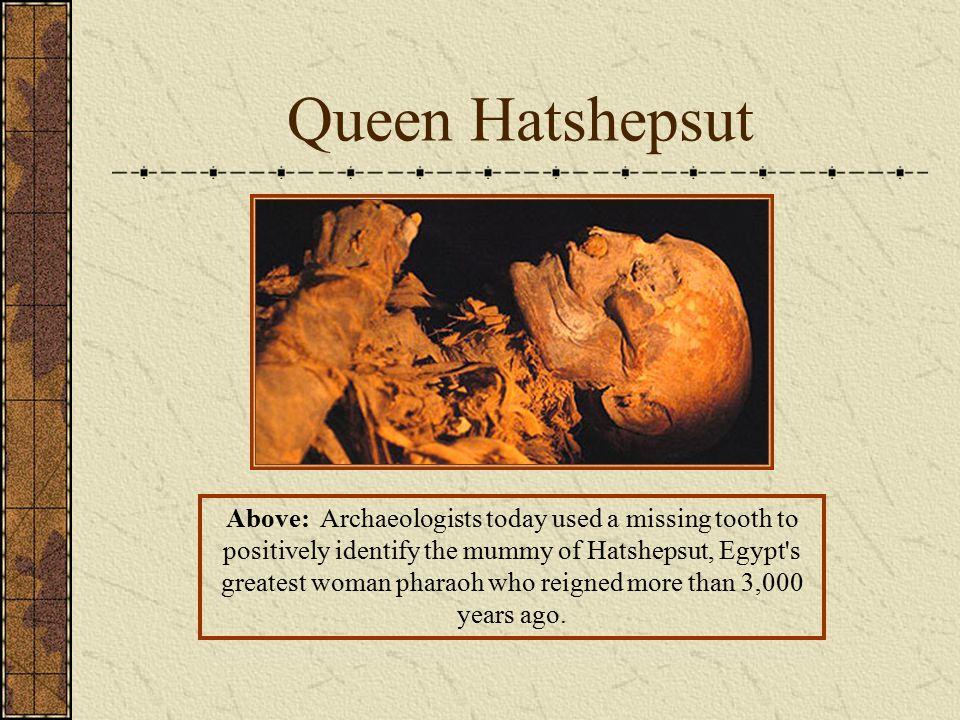 Queen Hatshepsut