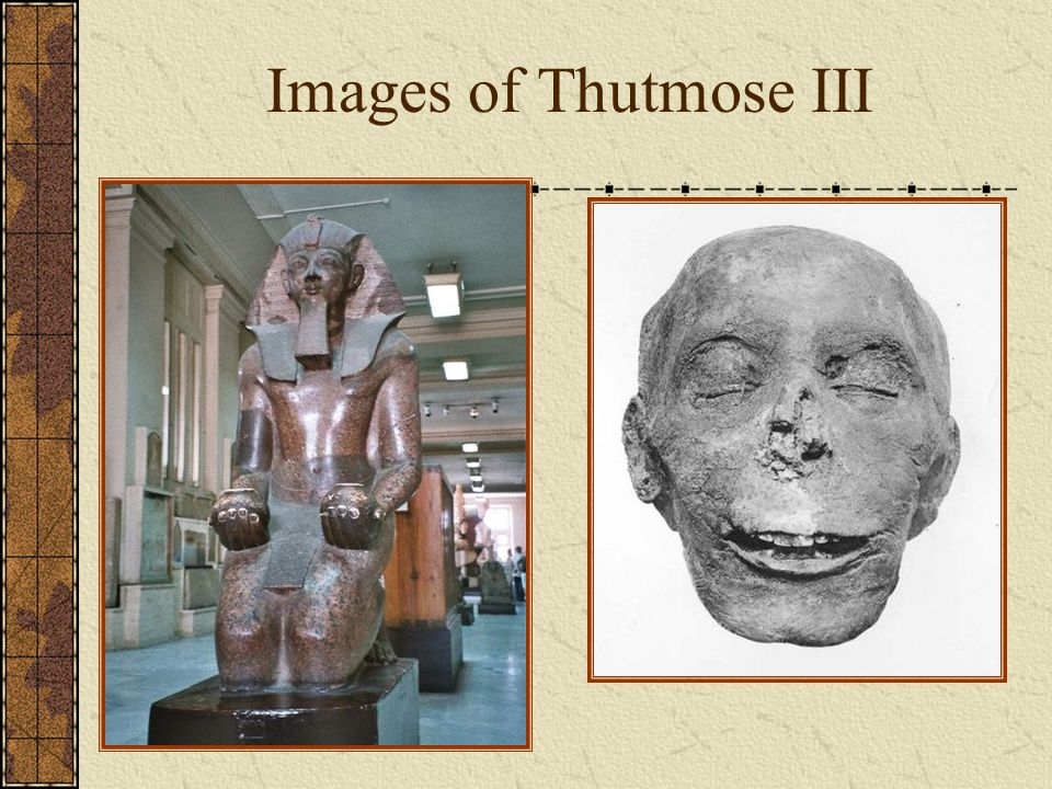 Images of Thutmose III