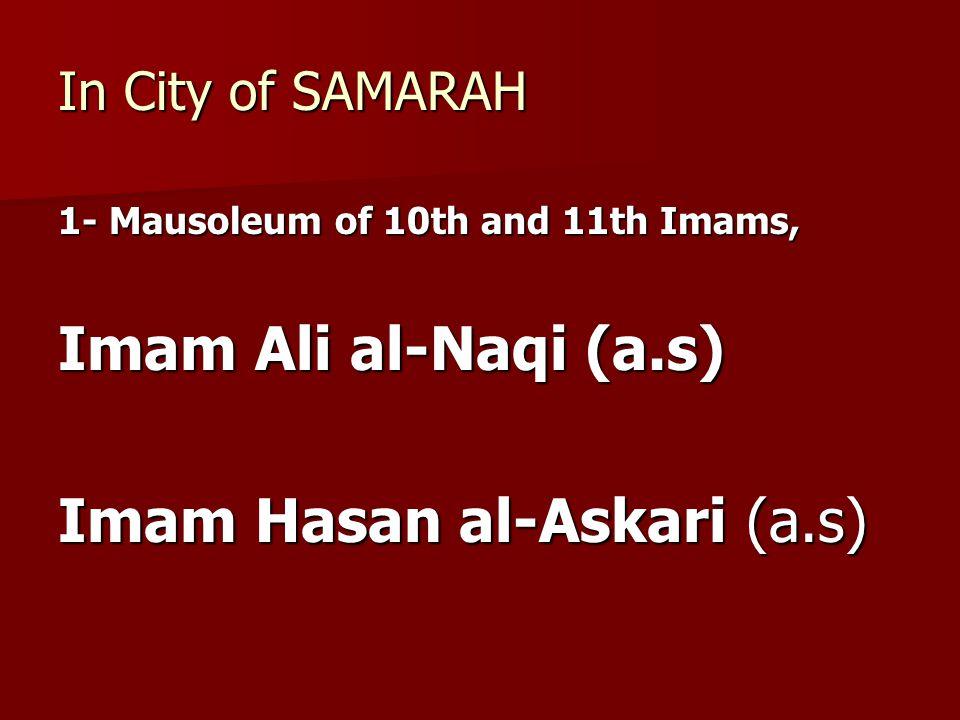 Imam Hasan al-Askari (a.s)