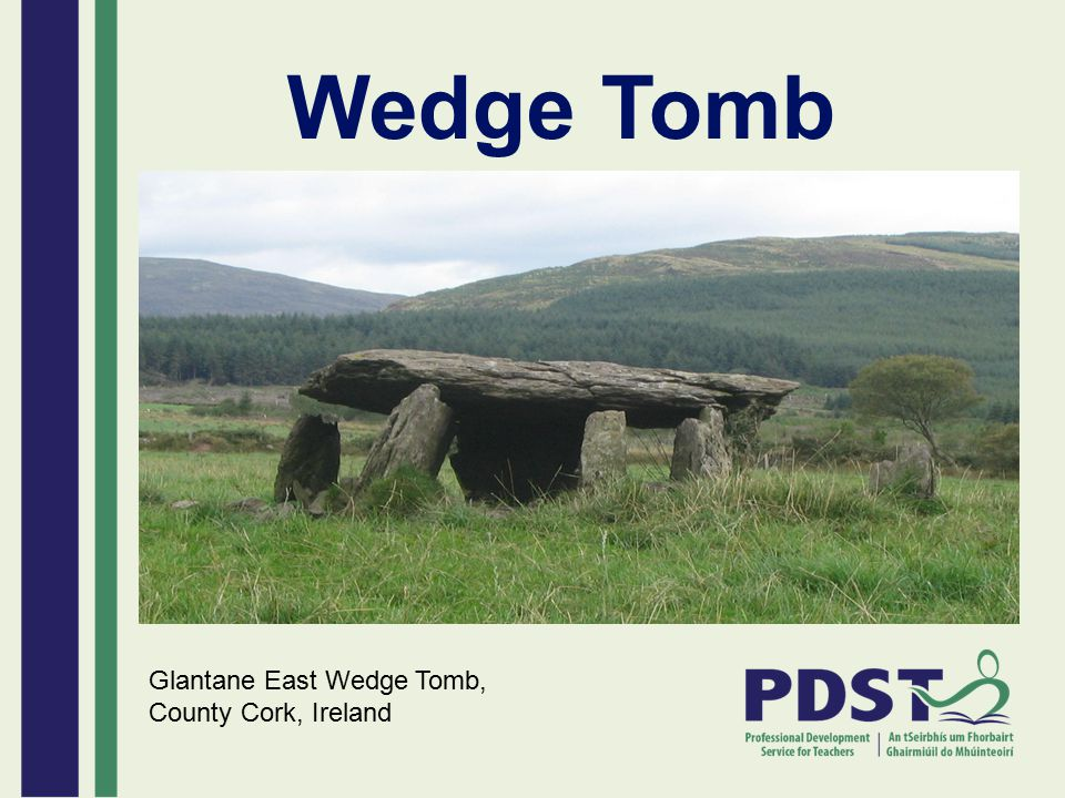 Wedge Tomb Glantane East Wedge Tomb, County Cork, Ireland