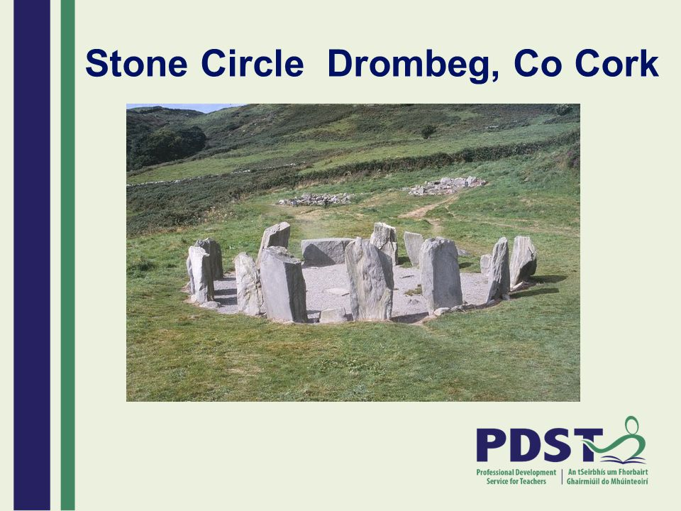 Stone Circle Drombeg, Co Cork
