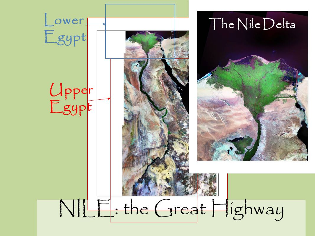 NILE: the Great Highway