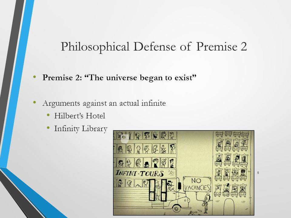 Philosophical Defense of Premise 2