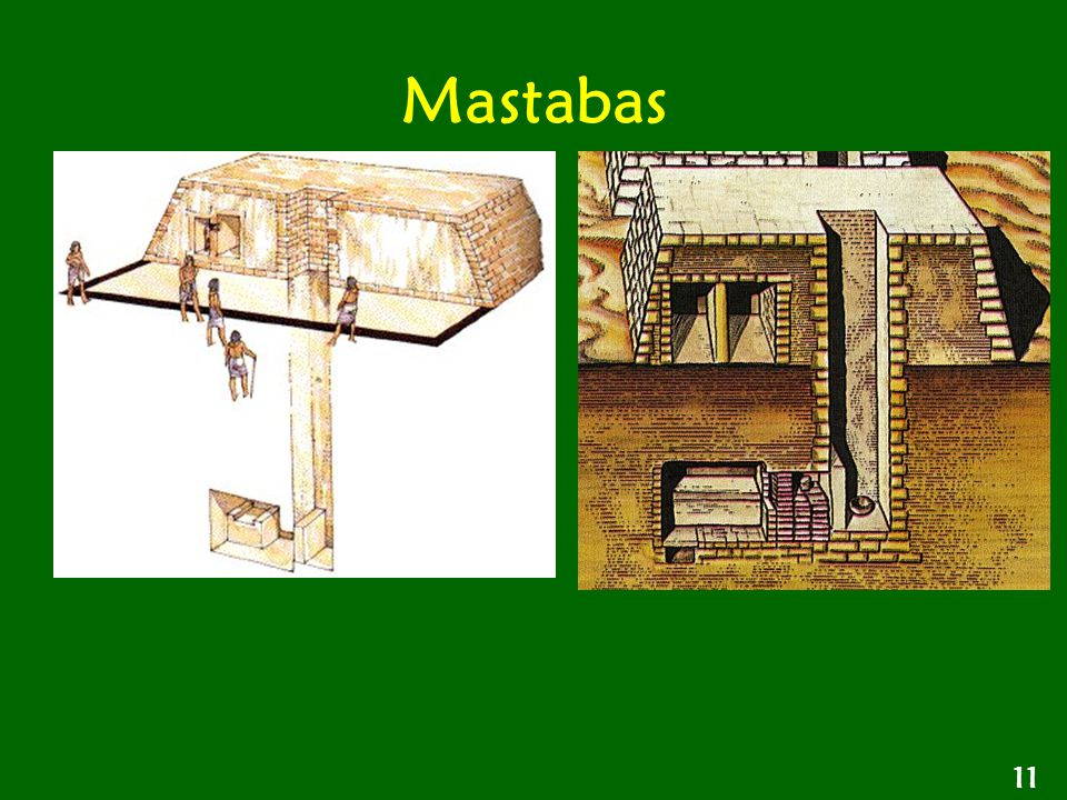 Mastabas 11