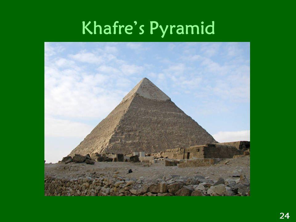Khafre's Pyramid 24