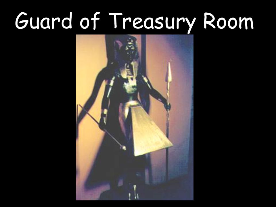 Guard of Treasury Room