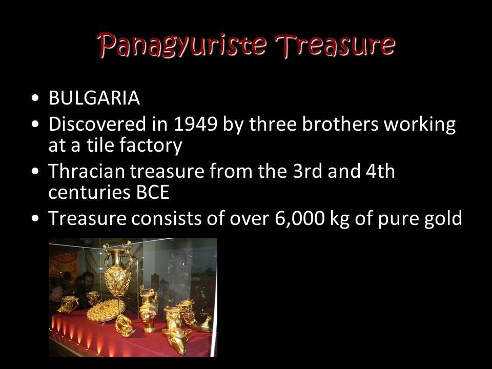 Panagyuriste Treasure