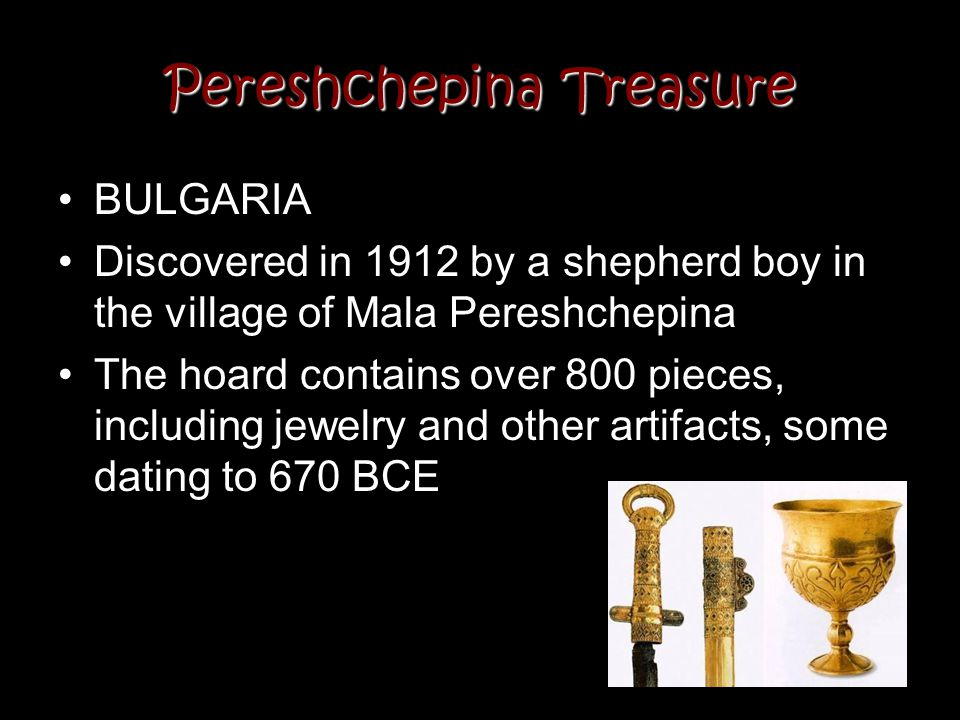 Pereshchepina Treasure