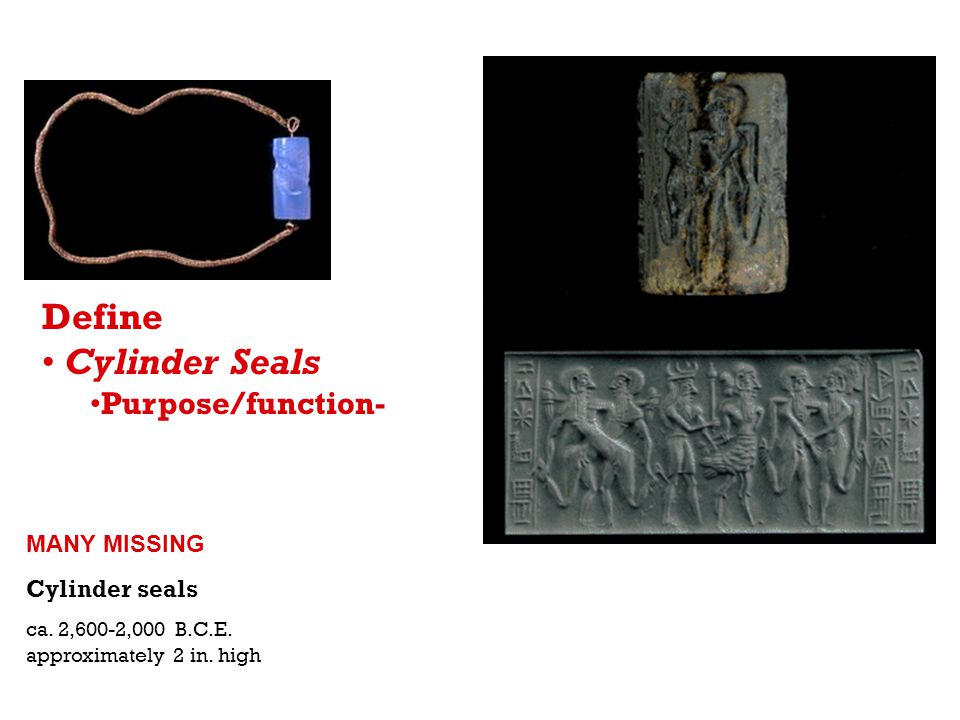 Define Cylinder Seals Purpose/function- MANY MISSING Cylinder seals