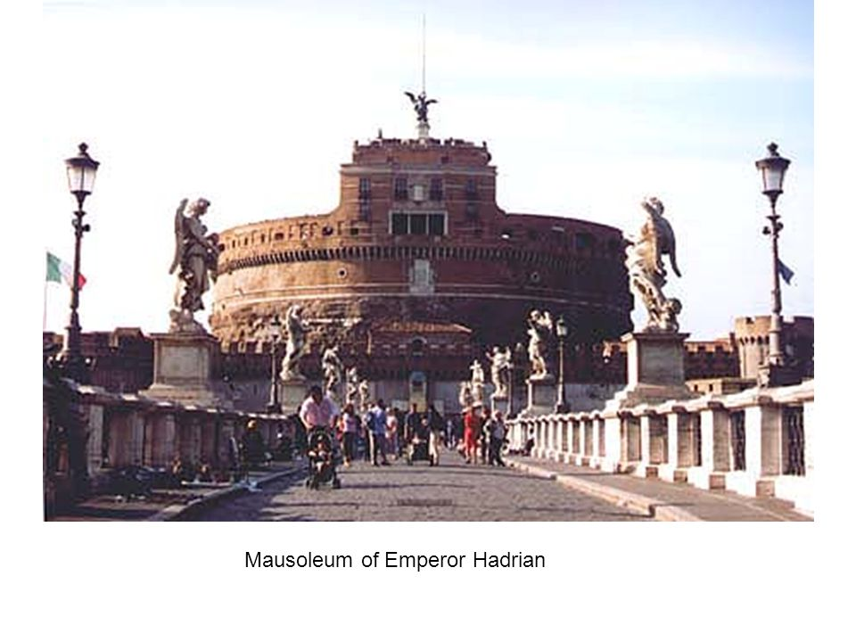 Mausoleum of Emperor Hadrian