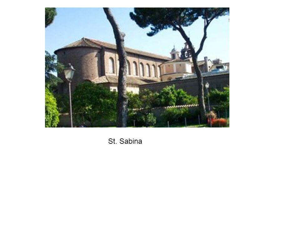 St. Sabina