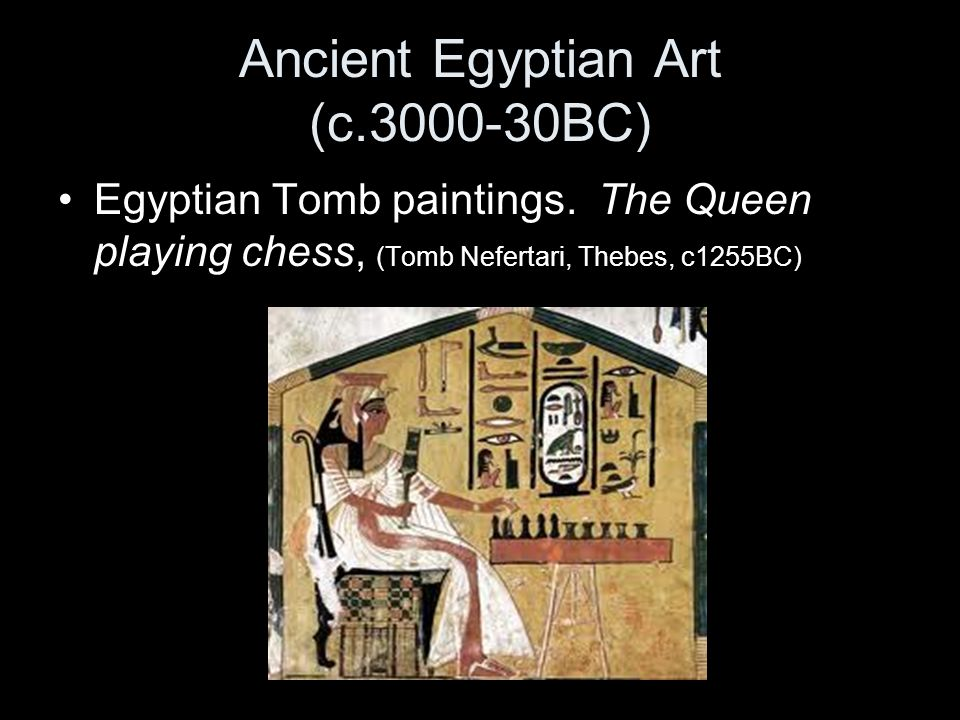 Ancient Egyptian Art (c.3000-30BC)