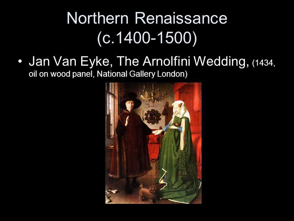 Northern Renaissance (c.1400-1500)