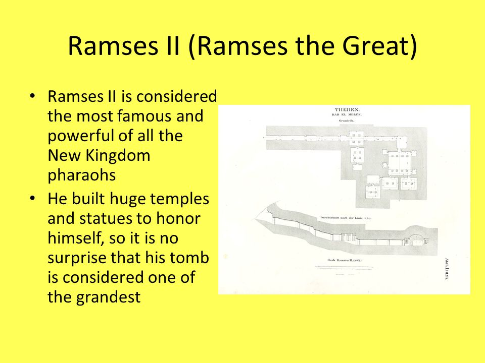 Ramses II (Ramses the Great)