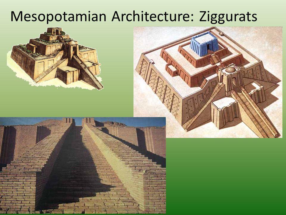 Mesopotamian Architecture: Ziggurats