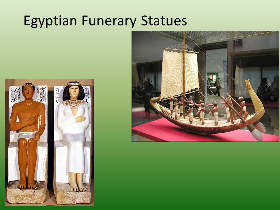 Egyptian Funerary Statues