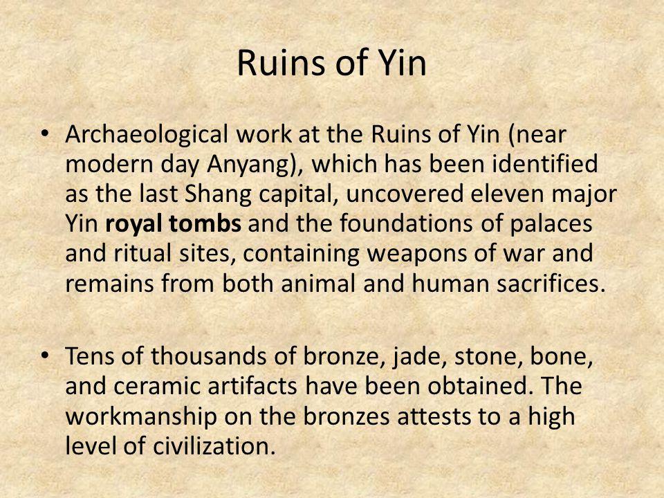 Ruins of Yin