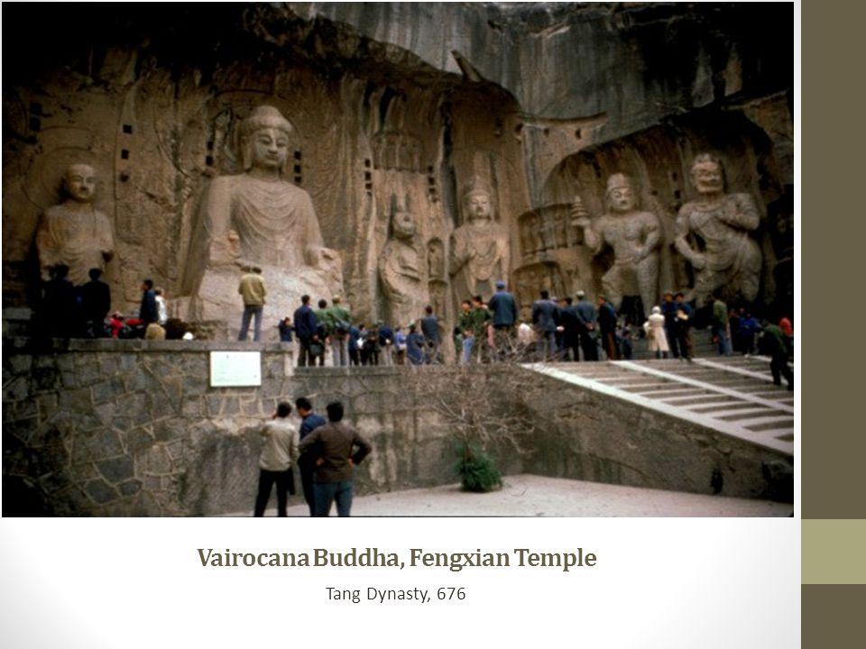 Vairocana Buddha, Fengxian Temple