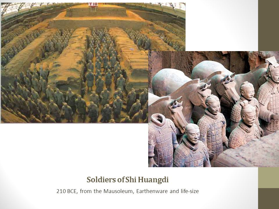 Soldiers of Shi Huangdi