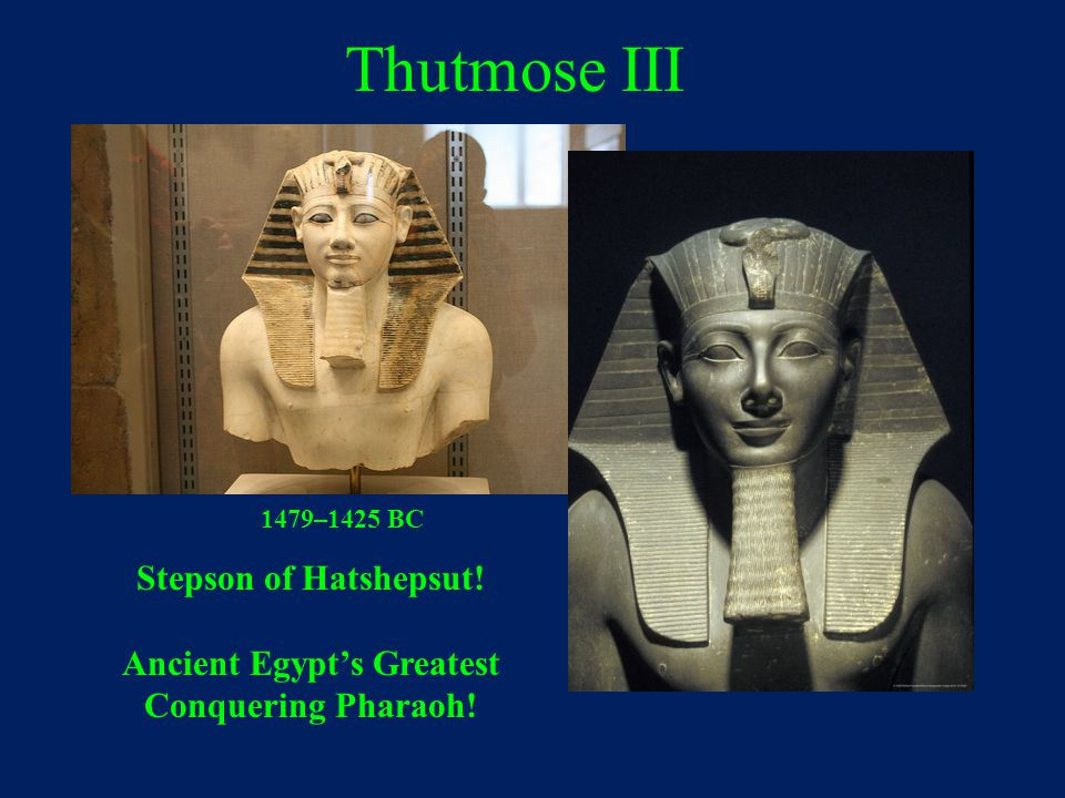 Ancient Egypt's Greatest Conquering Pharaoh!