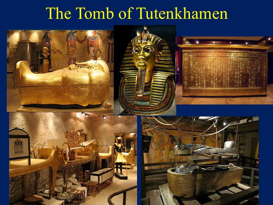 The Tomb of Tutenkhamen