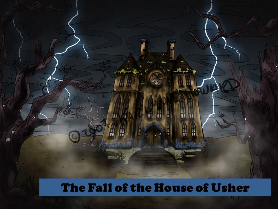 fall of the house of usher essay Suggested essay topics and project ideas for the fall of the house of usher part of a detailed lesson plan by bookragscom.