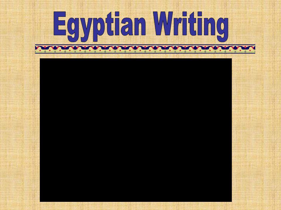 Egyptian Writing The Rosetta Stone – 3:45