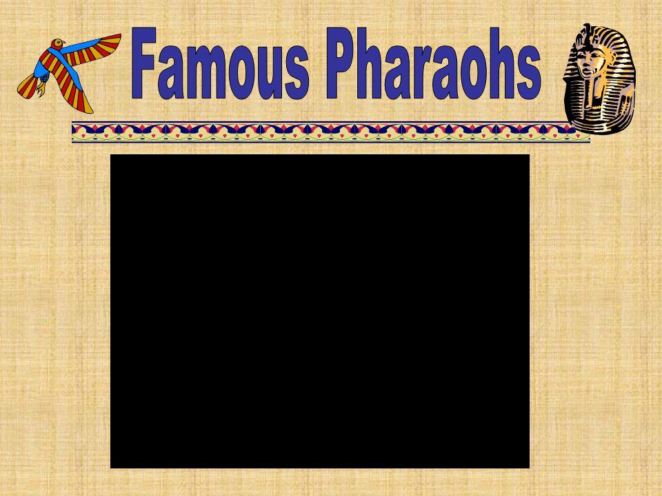 Famous Pharaohs King Tut – 6:17