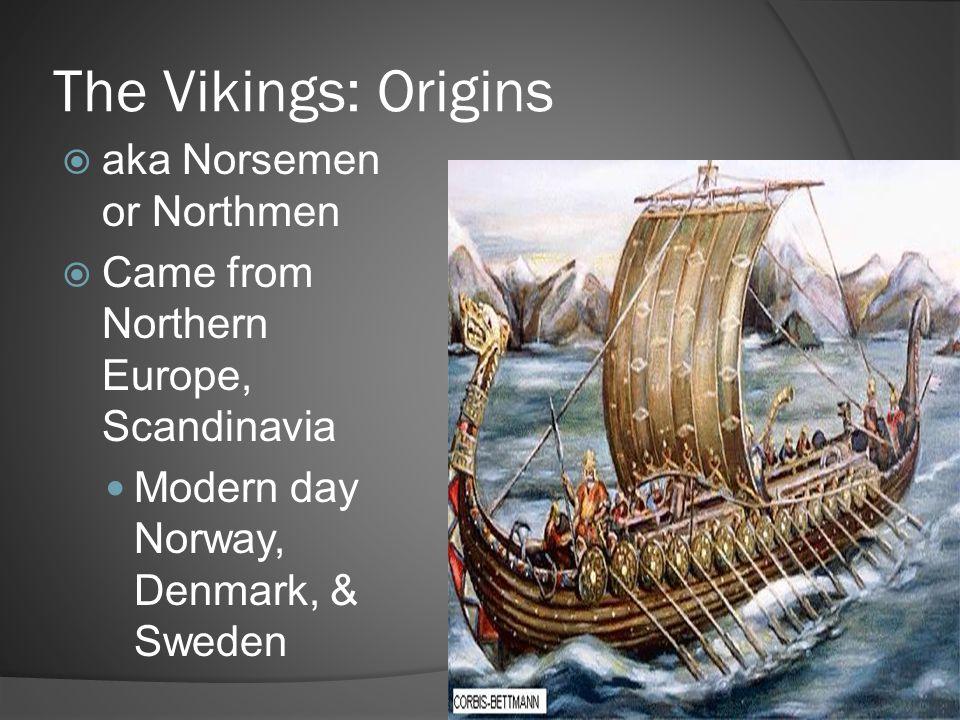 The Vikings: Origins aka Norsemen or Northmen