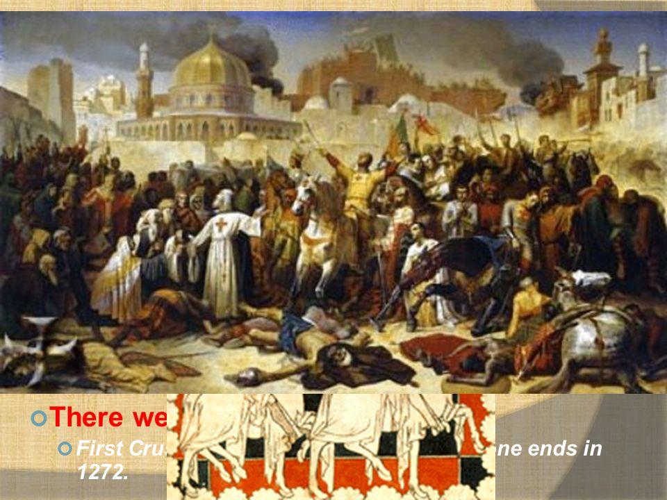 1st Crusade