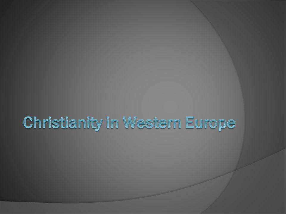 Christianity in Western Europe