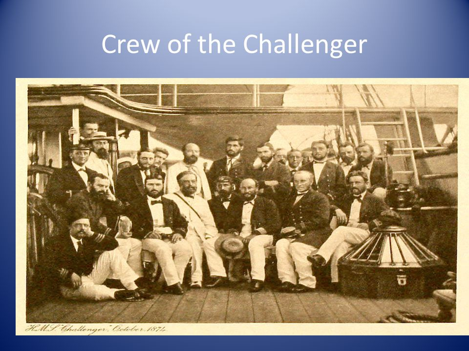Crew of the Challenger