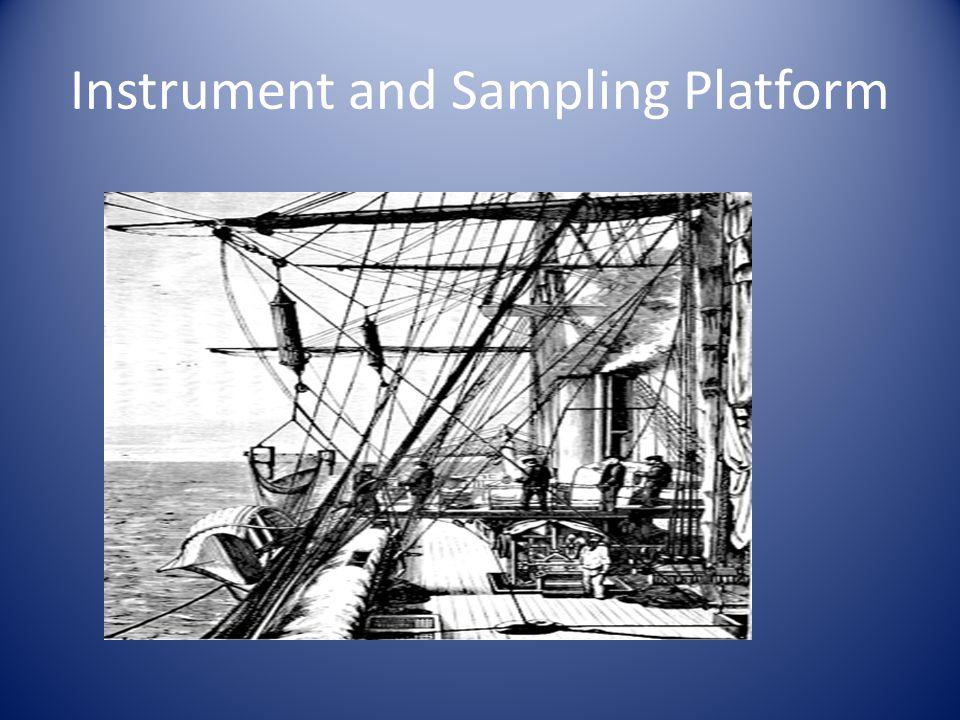 Instrument and Sampling Platform