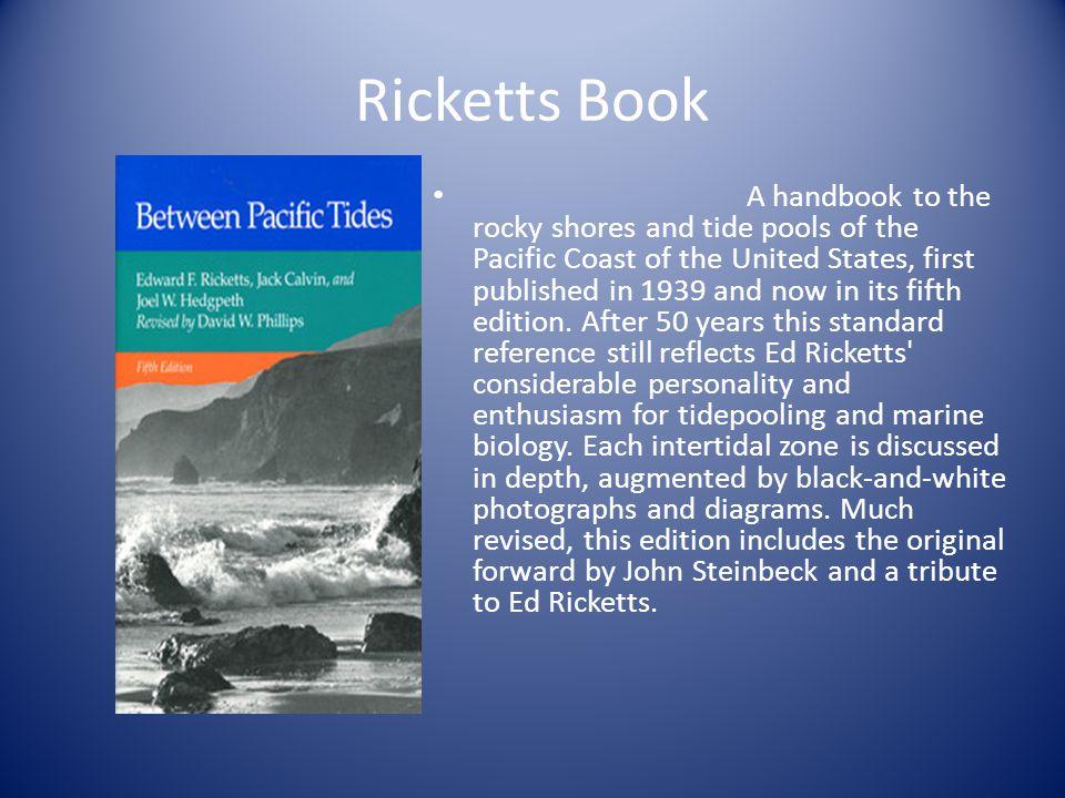 Ricketts Book