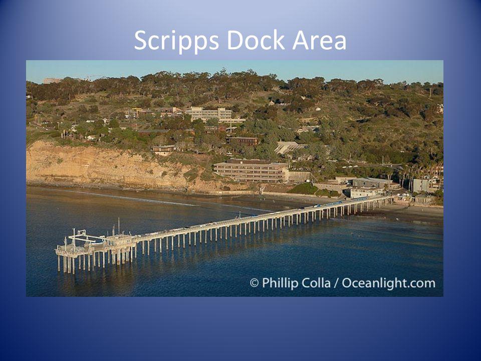 Scripps Dock Area