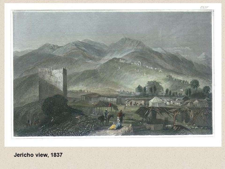 Jericho view, 1837