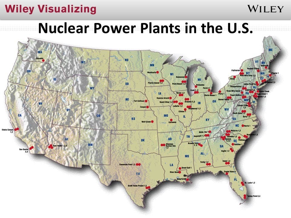 Nuclear Power Plants in the U.S.