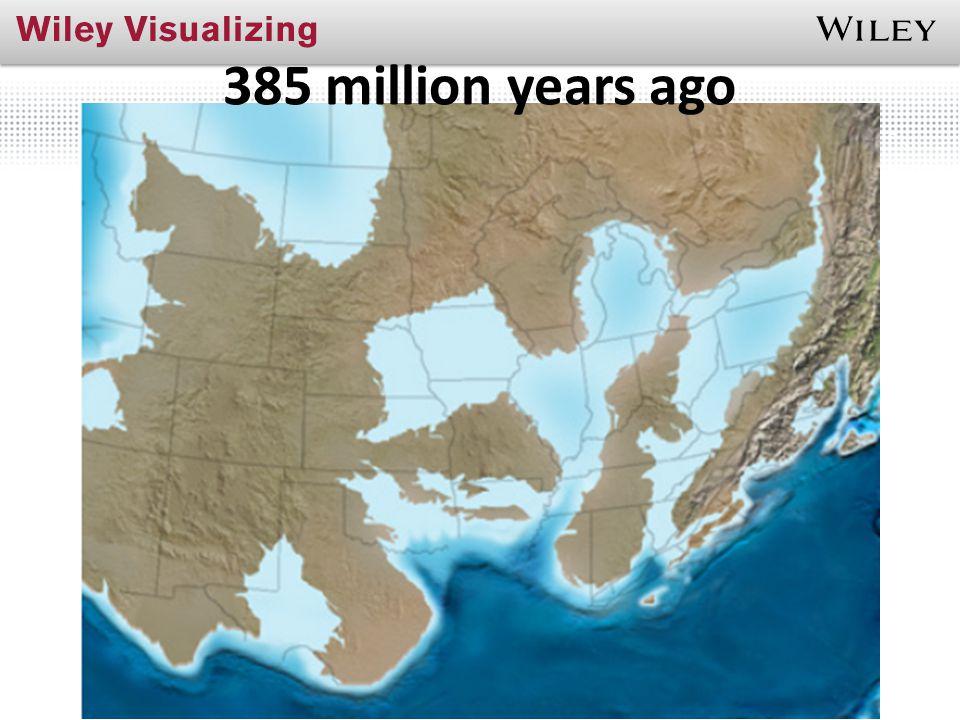 385 million years ago