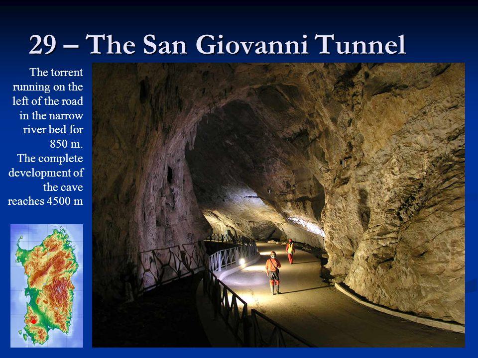 29 – The San Giovanni Tunnel