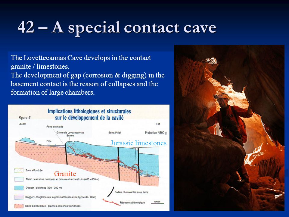 42 – A special contact cave
