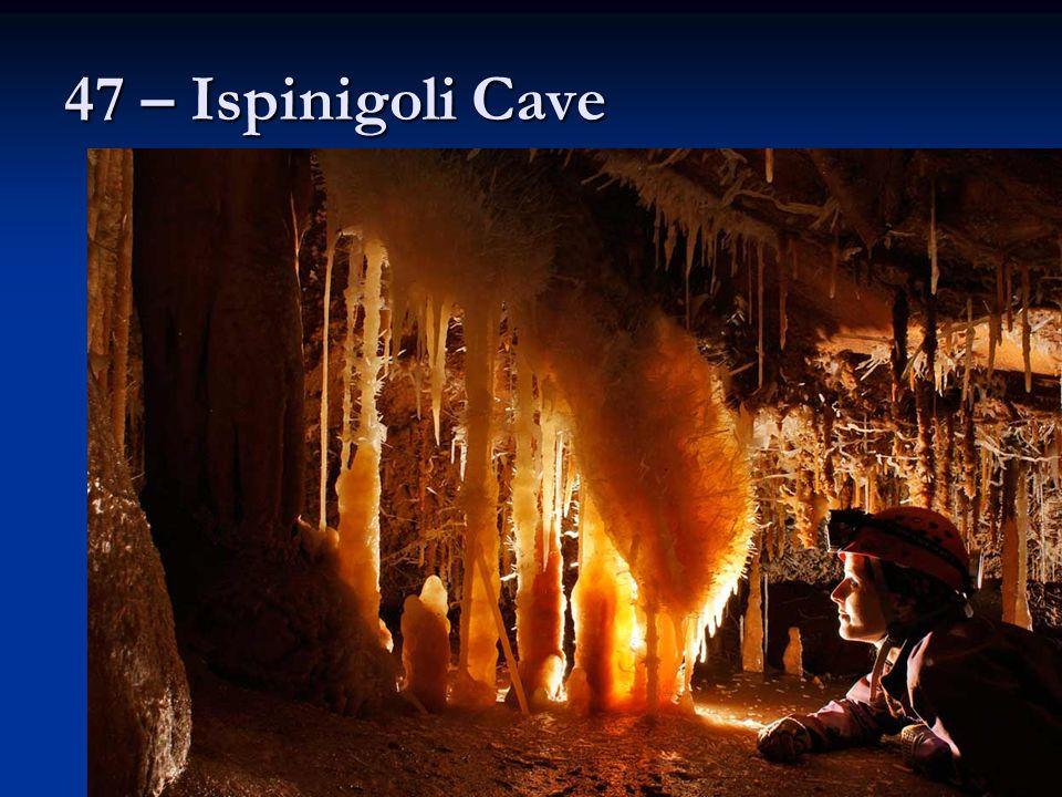 47 – Ispinigoli Cave