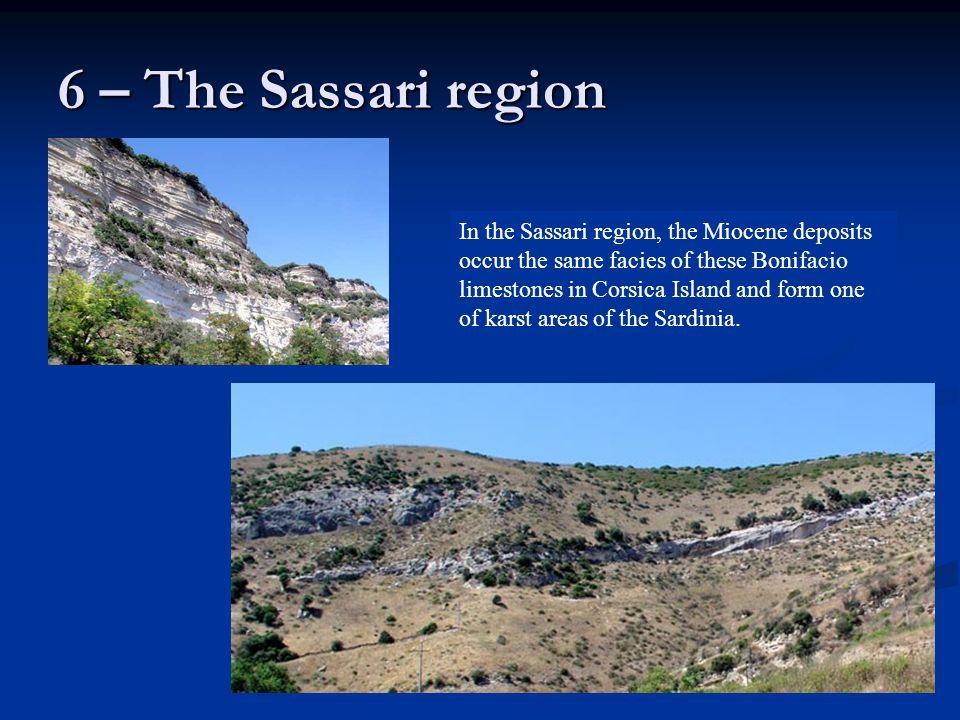 6 – The Sassari region